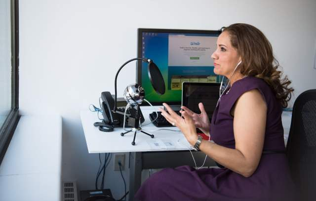 Podcasting Your Interview